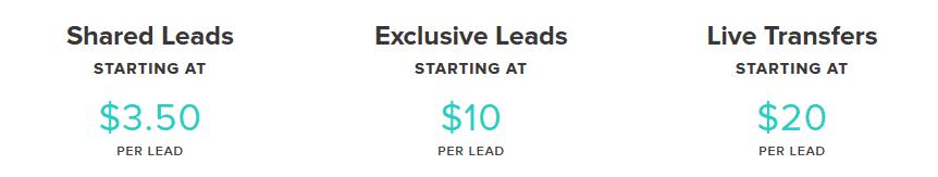 NextGen Leads Prices